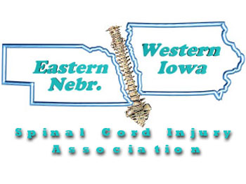 EasternNebraska/WesternIowa Spinal Cord Injury Association Logo